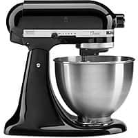 4.5-Quart KitchenAid Classic Stand Mixer $  156.84, Shark S3101 Steam Mop Hard Surface Cleaner $  27.30, Bissell 1739 Powerforce Bagged Vacuum $  28.78 & More + Free Shipping