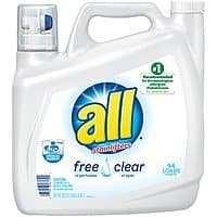 3-Pack 141oz All Liquid Laundry Detergent + $  10 Target Gift Card $  25.62 & More + Free Shipping