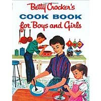 Hardcover Books: Betty Crocker's Cook Book for Boys and Girls $  4.60, Stuart Little $  4.28, The Night Before Christmas $  3.78, Madeline $  5.76 & More + Free Shipping w/ Prime or FSSS