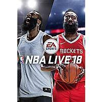 NBA LIVE 18: The One Edition (Xbox One Digital Download) $7.50