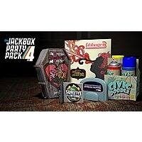 The Jackbox Party Pack 4 (PC Digital Download) $4.99