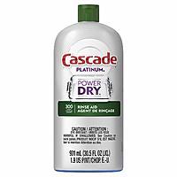 30.5oz Cascade Platinum Dishwasher Rinse Aid $5.60 w/ S&S + Free S&H