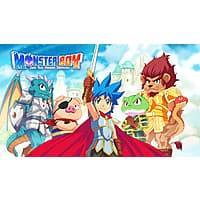 Monster Boy and the Cursed Kingdom (Nintendo Switch Digital Download) $17.99