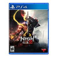 Nioh 2 (PS4) $30.51 or Nioh 2 Special Edition (PS4) $47.46 + Free Shipping