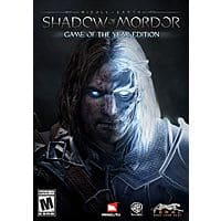 Middle-Earth: Shadow of Mordor Game of the Year Edition (PC Digital Download) $1.69