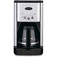 Cuisinart 12 Cup Stainless Steel Programmable Coffee Maker - Recertified