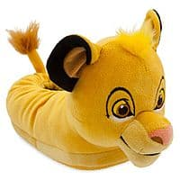 Simba Plush Slippers for Kids $7.98