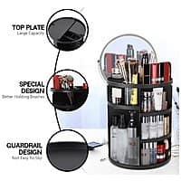 Syntus 360 Rotating Makeup Organizer - $11.55 AC