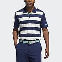 adidas Ultimate 365 Rugby Polo Shirt Men's Golf Shirt $15 Free Shipping