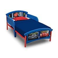 Delta Disney/Pixar Cars Children Plastic Toddler Bed - $30 at Amazon.com