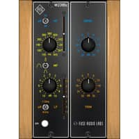 Free: Fuse Audio Labs RS-W2395c EQ plug in Image