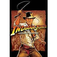 Indiana Jones - 4 Film Collection (Digital HD) - $25 @ iTunes (Not Movies Anywhere)
