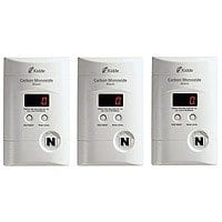3-Pack Kidde Nighthawk Plug-In Carbon Monoxide Alarm w/ Battery Backup $67.99 + Free S&H w/ Prime @ Woot
