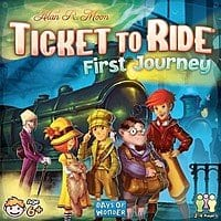 Ticket to Ride: First Journey Board Game $13.99 + Free S&H w/ Prime @ Woot