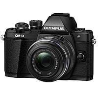 Olympus OM-D E-M10 Mark II Mirrorless Camera w/ 14-42mm f/3.5-5.6 II R Lens $299 + Free S&H