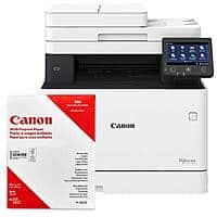 Costco - Canon Color imageCLASS MF741CdwBN -$255 for one, $205 each for 2 (back in Stock)