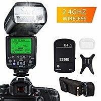 ESDDI Wireless Camera Flash for Nikon for $40.59 + Free Shipping