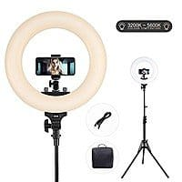 ESDDI 14 Inch Ring Light for $49.49 + Free Shipping