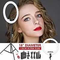 "Neewer 18"" LED Ultra Slim (1.8cm) Ring Light Kit - $95.99 + Free Shipping"