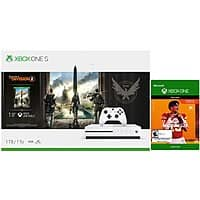 Xbox One S 1TB The Division 2 Console Bundle with Madden NFL 20 $229.99 + Free Shipping