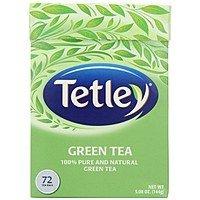 Tetley Green Tea, 72 Tea Bags - $  2.46 @ Amazon FS w/S&S