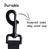 Mudder Pet Dog Seat Belt Leash Adjustable with Elastic Nylon Bungee Buffer $  8.09