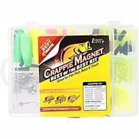 Crappie Magnet 117-Piece Kit, Fishing Lures @ Wal-Mart $5.79