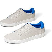 Toms Beige Canvas Nubuck Leandro Men's Sneakers $20 + Free shipping with $60
