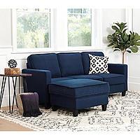 Sam's Club Members: Princeton Fabric Sofa and Ottoman Set (2 colors) $399 + Free shipping