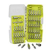 Ryobi Drive Bit Set (55 piece) + Ryobi Drill Bit Set (35 piece), $  4.88 @Home Depot
