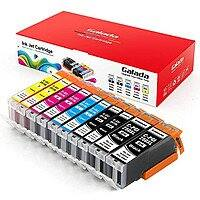 Printer Cartridges Pgi-250xl Cli-251xl Ink 10 Pieces $7.49