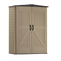 Rubbermaid Roughneck Storage Shed $  199 Item 551122 @ Lowe's