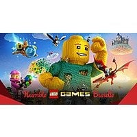Humble LEGO Games Bundle. PCDD games starting at $1 and up.