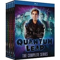 Quantum Leap: The Complete Series Blu-ray now available for pre-order at Amazon