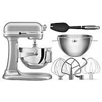 KitchenAid Professional 5 Plus 5 Quart Bowl-Lift Stand Mixer with Baker's Bundle $229.98