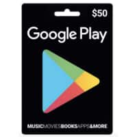 $  50 Google play gift card for $  42.50 w/coupon + FS @ Rakuten