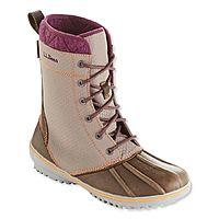 L.L. Bean Bar Harbor Boots Nylon Mid (dark cement) $54 + Free Shipping on orders $50+