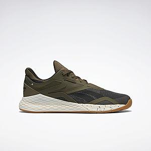 Reebok Men's Nano X Training Shoes (Army Green/Poplar Green/Reebok Lee 3) $60 + Free Shipping