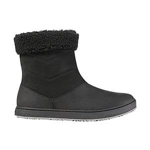 L.L. Bean Women's Mountainside Fleece Lined Mid Boots $36 + FS on $50+