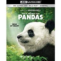 Pandas: An IMAX Original Film (4K Ultra HD + Blu-ray + Digital) $15 + Free Store Pickup