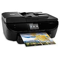 HP Envy 7645 e-All-in-One Color Inkjet Printer, Copier & Scanner - Black (Certified Refurbished) $  50.84 on Amazon with Instant Coupon