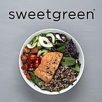 Uber Eats Coupon: Additional Savings at Sweetgreen $20 Off