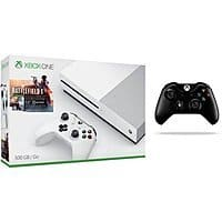 Xbox One S Battlefield 1 500GB with Extra Black Wireless Controller - $206.66