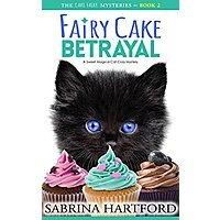 [Kindle eBook - Cozy Mystery] Fairy Cake Betrayal Image