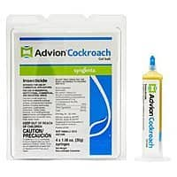 Advion Syngenta Cockroach Gel Bait 1 Box (4 Tubes) $  17.65 w/ FS (Prime Members)