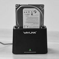 Wavlink USB 3.0 to SATA External Hard Drive Docking Station $12.89 AC @Amazon