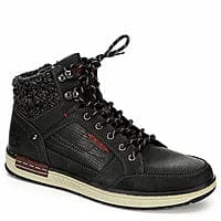 Day Five Mens Lace Up Mid Cut Sneaker Boot Shoes :  $19.99 AC + FS