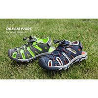 DREAM PAIRS Boys & Girls Toddler/Little Kid/Big Kid 160912-K Outdoor Summer Sandals - $9.29 + Free Shipping