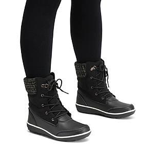 Polar Women's Duck Winter Waterproof Ankle Boots - $20.99 + Free Shipping
