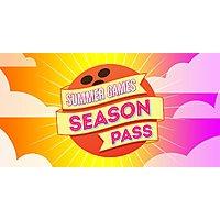 Summer Games Bowling Pass: 3 games/day May 20 - Sep 2, Adults